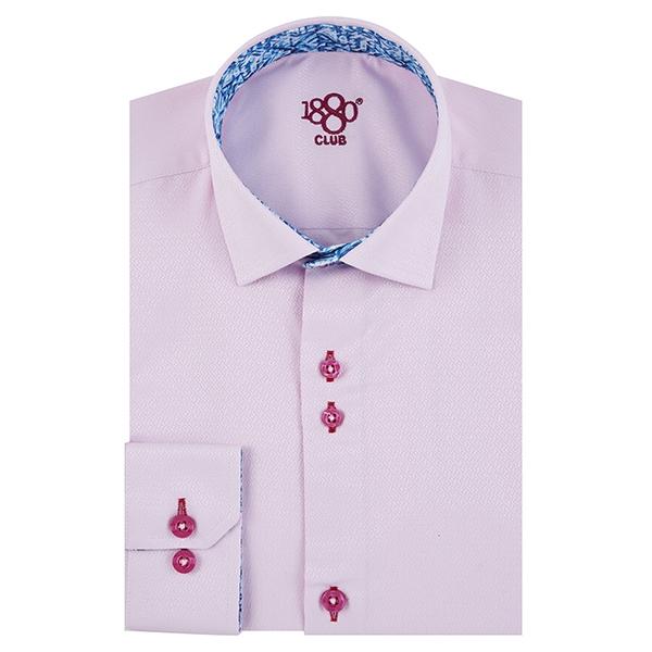 Toulon Newton Shirt in Pink