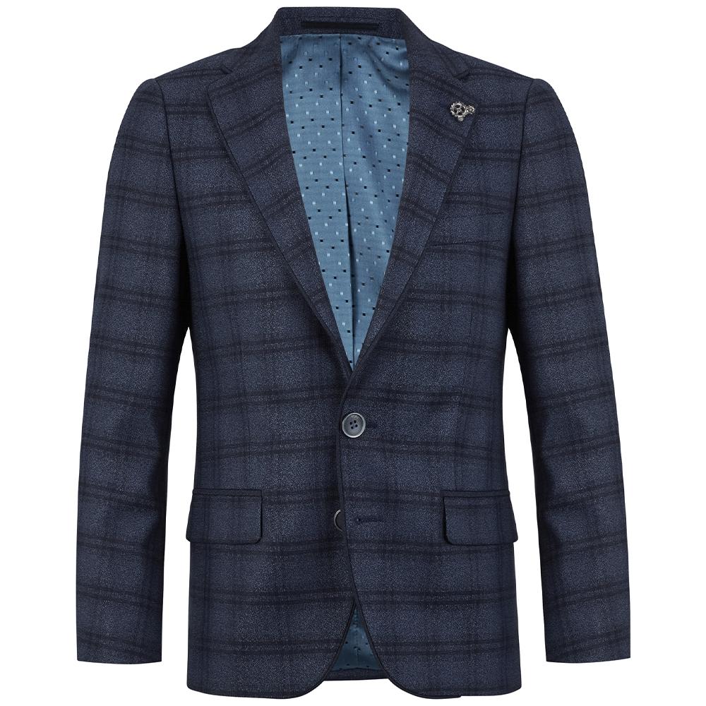 Tivoli Jacket in Blue
