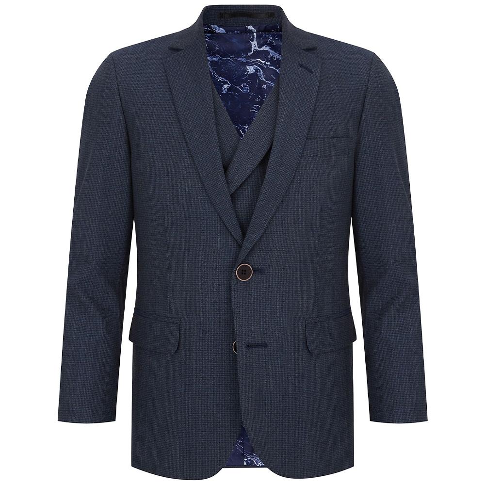 Boys Genaro Jacket in Blue
