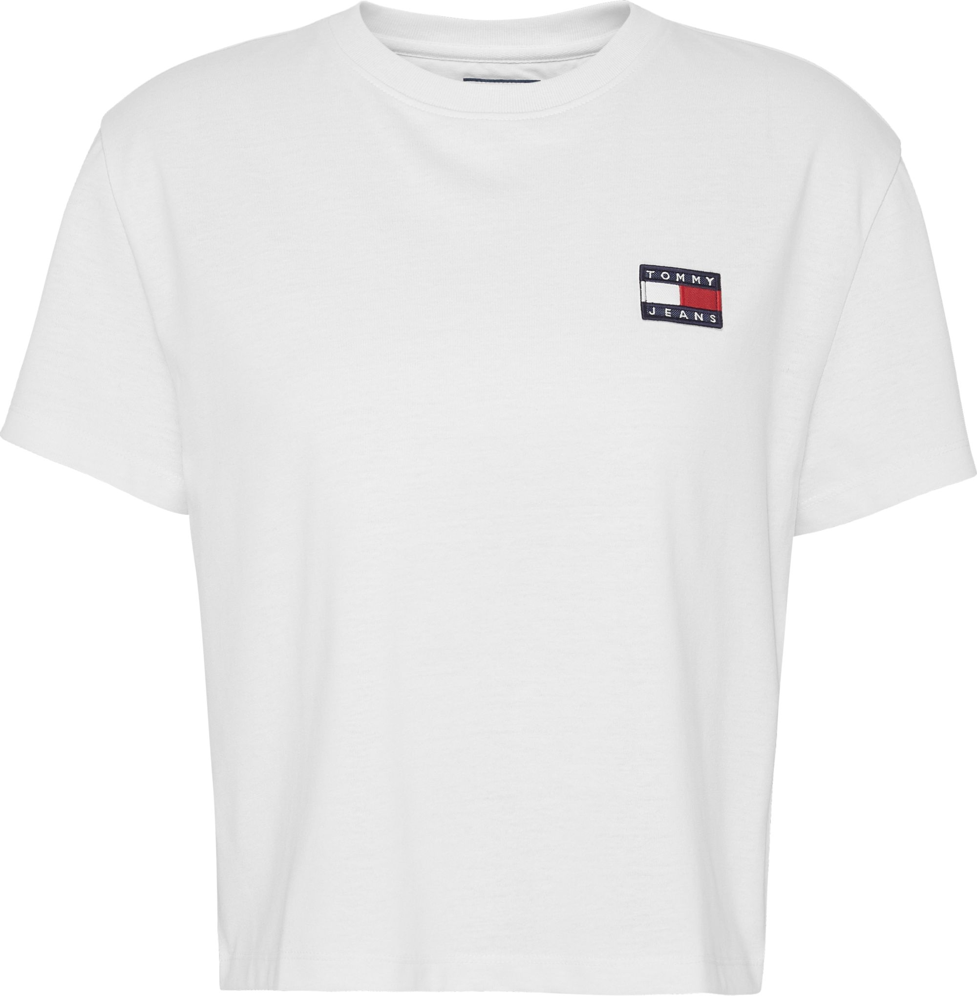 TJW Badge T-Shirt in White