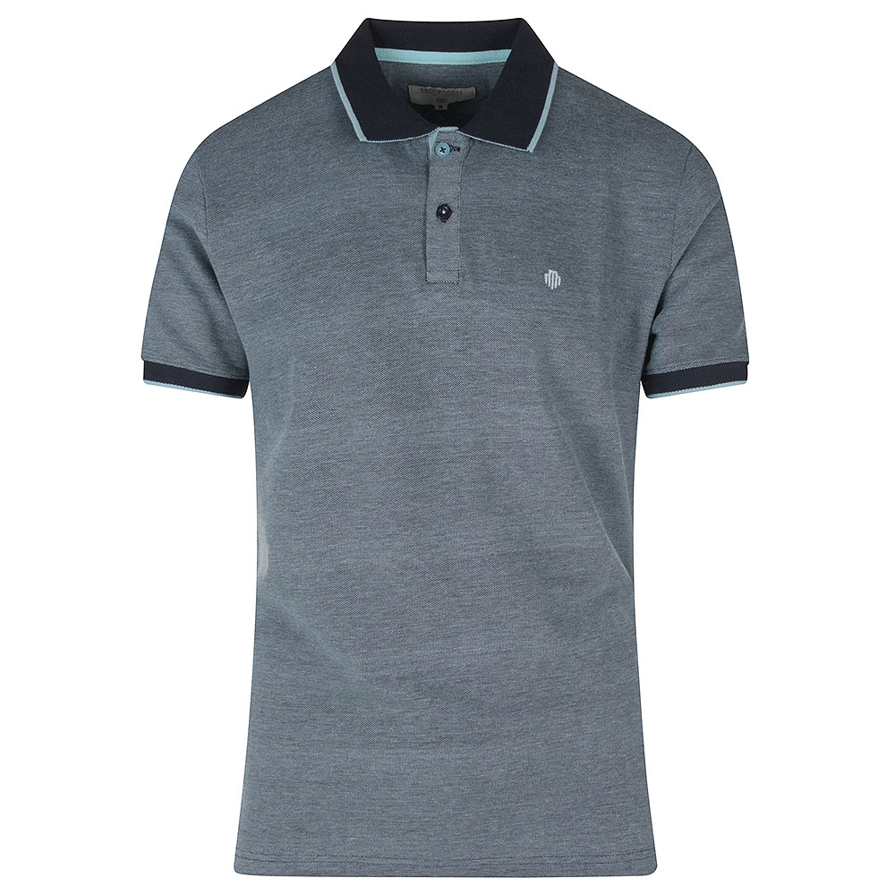 Memphis Polo in Turquoise