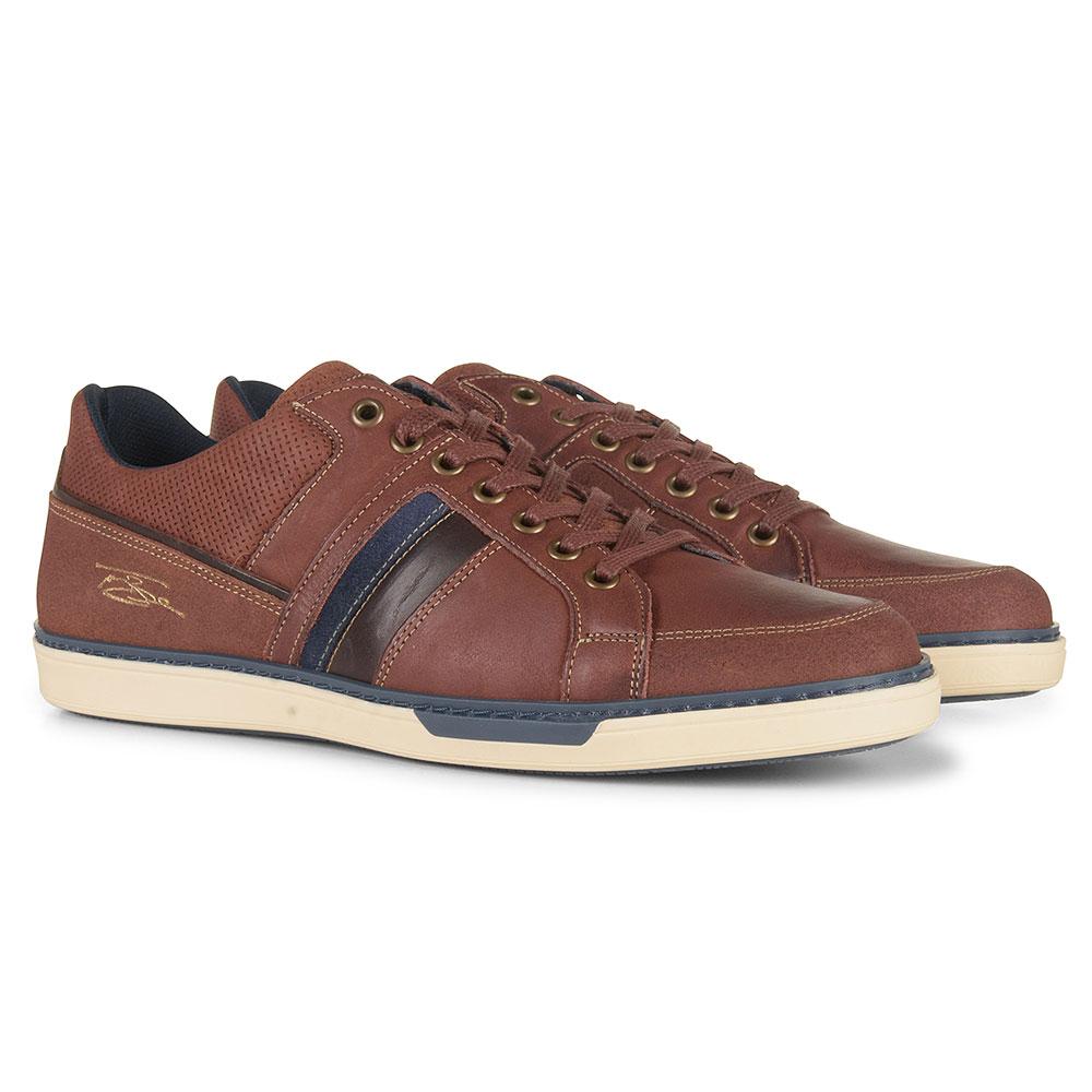 Franks Shoe in Tan