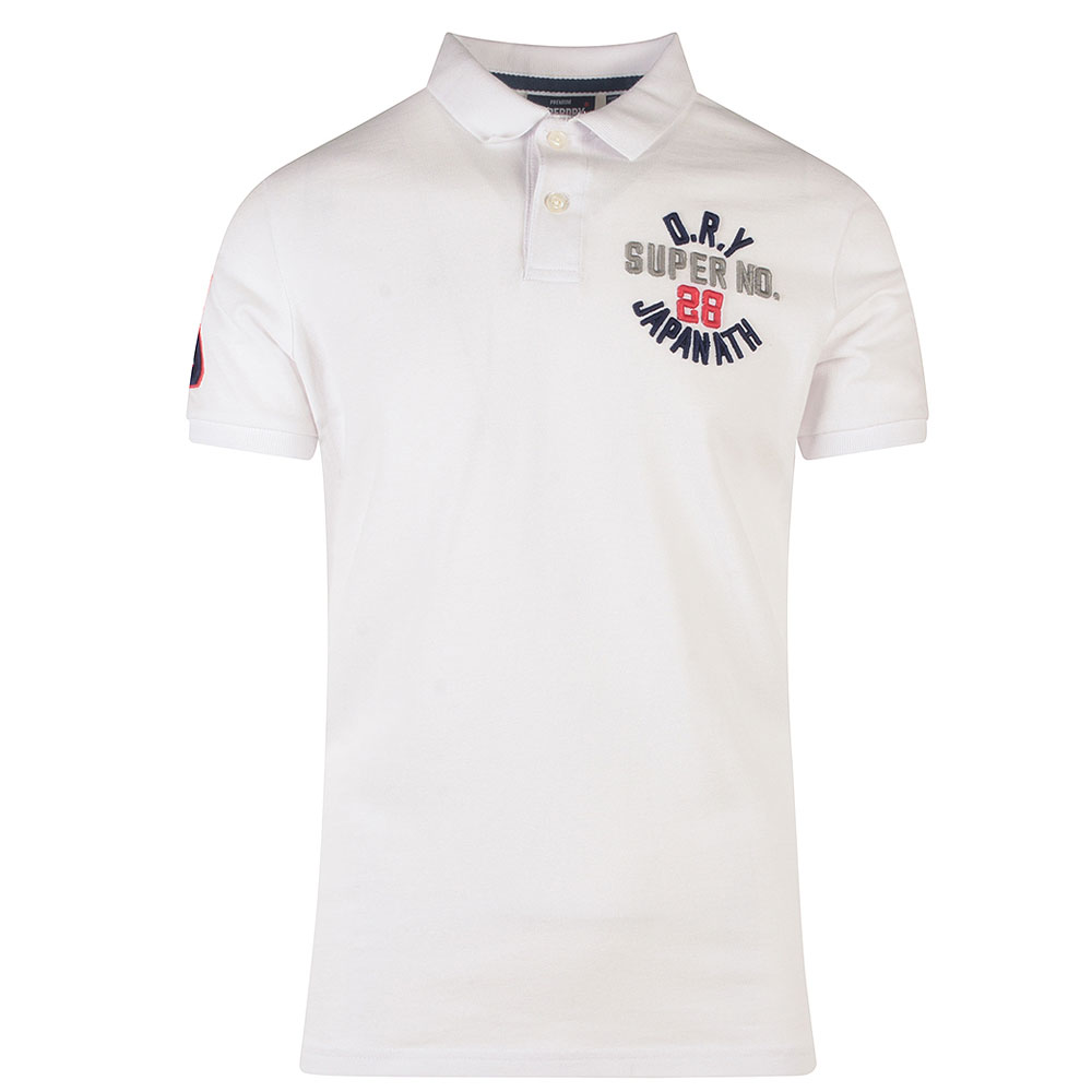 Superstate Polo Shirt in White