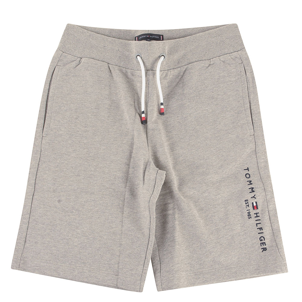 Essential Kids Sweatshorts in Grey