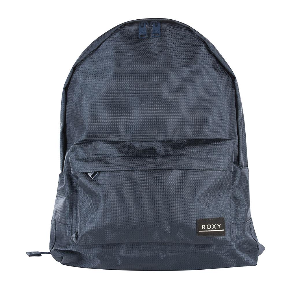Sugar Baby Textured Backpack in Indigo