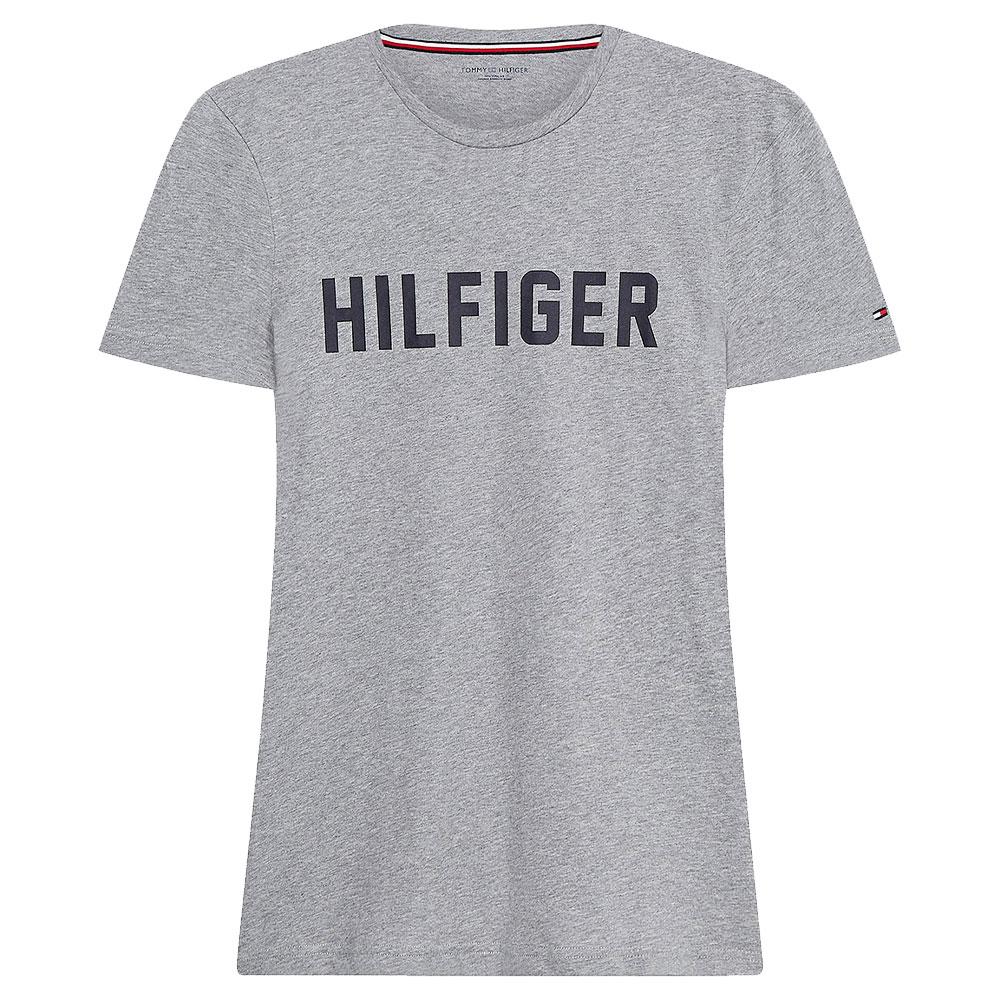 Hilfiger SS T-Shirt in Grey