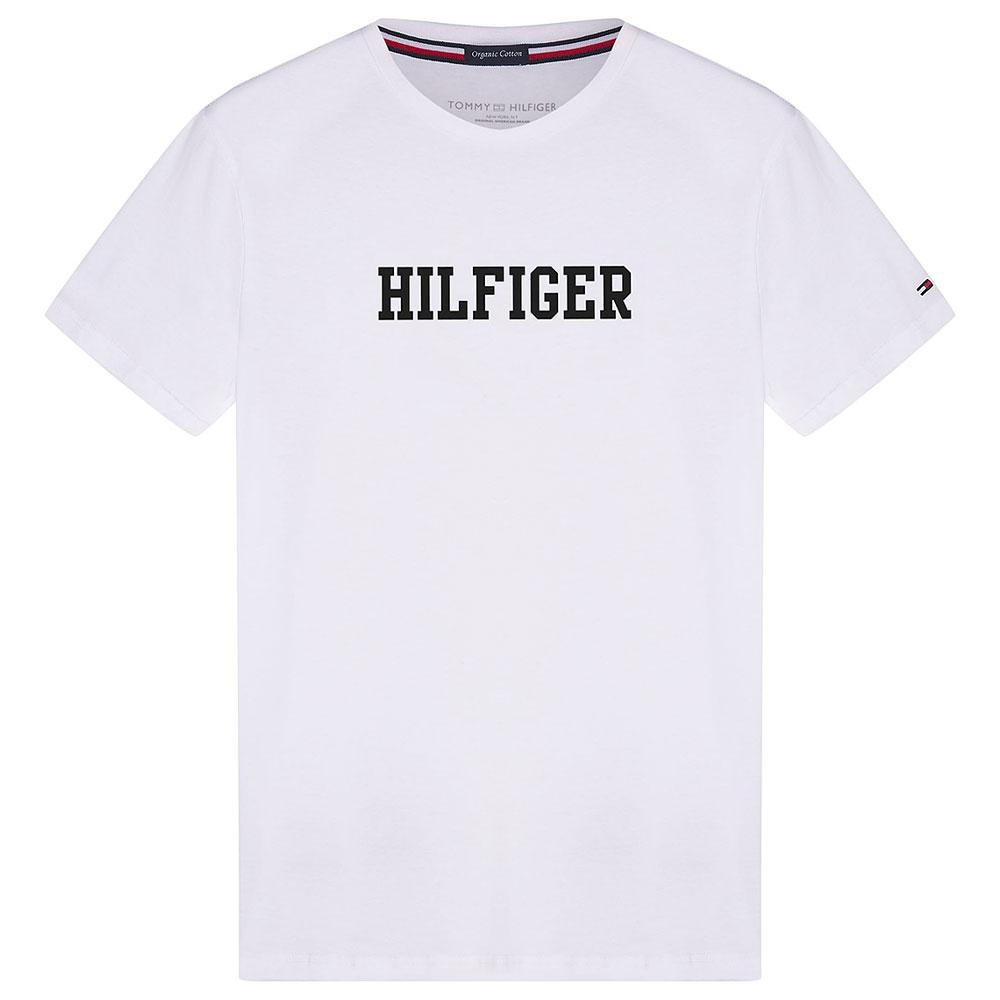 Hilfiger SS T-Shirt in White