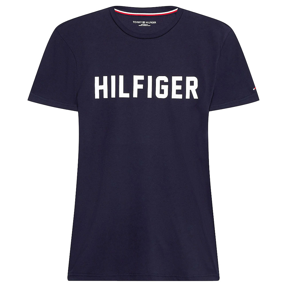 Hilfiger SS T-Shirt in Navy