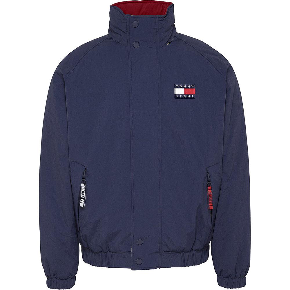 Retro Jacket in Navy