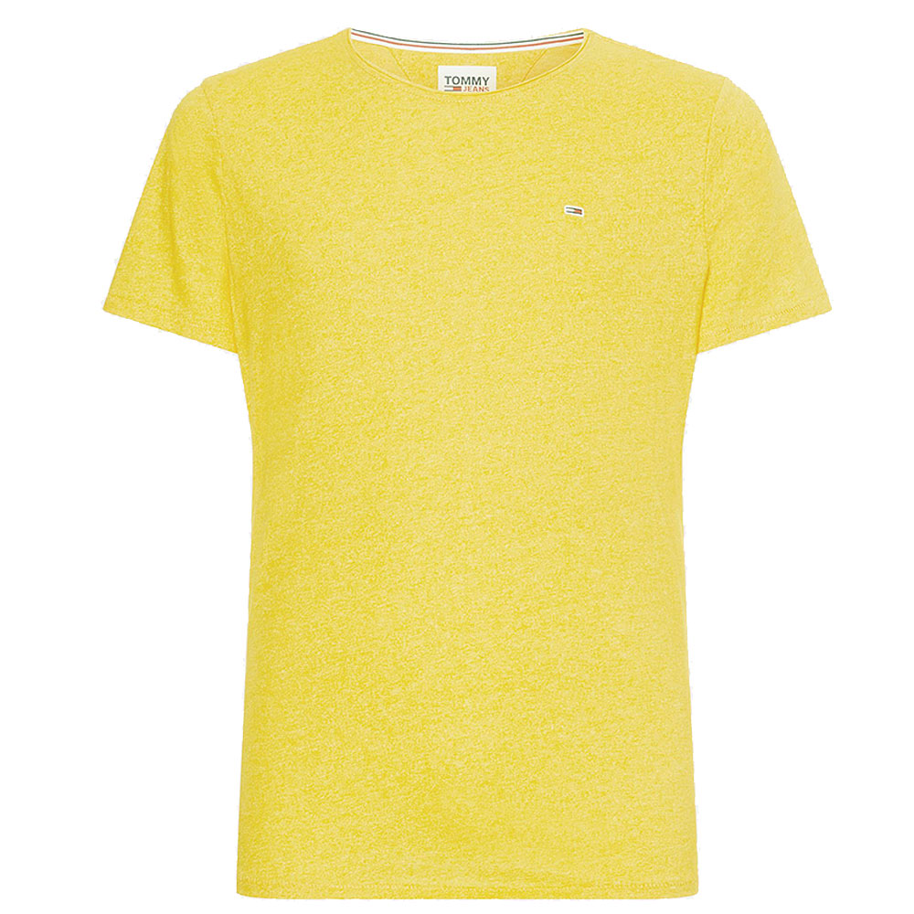 Slim Jasper T-Shirt in Yellow