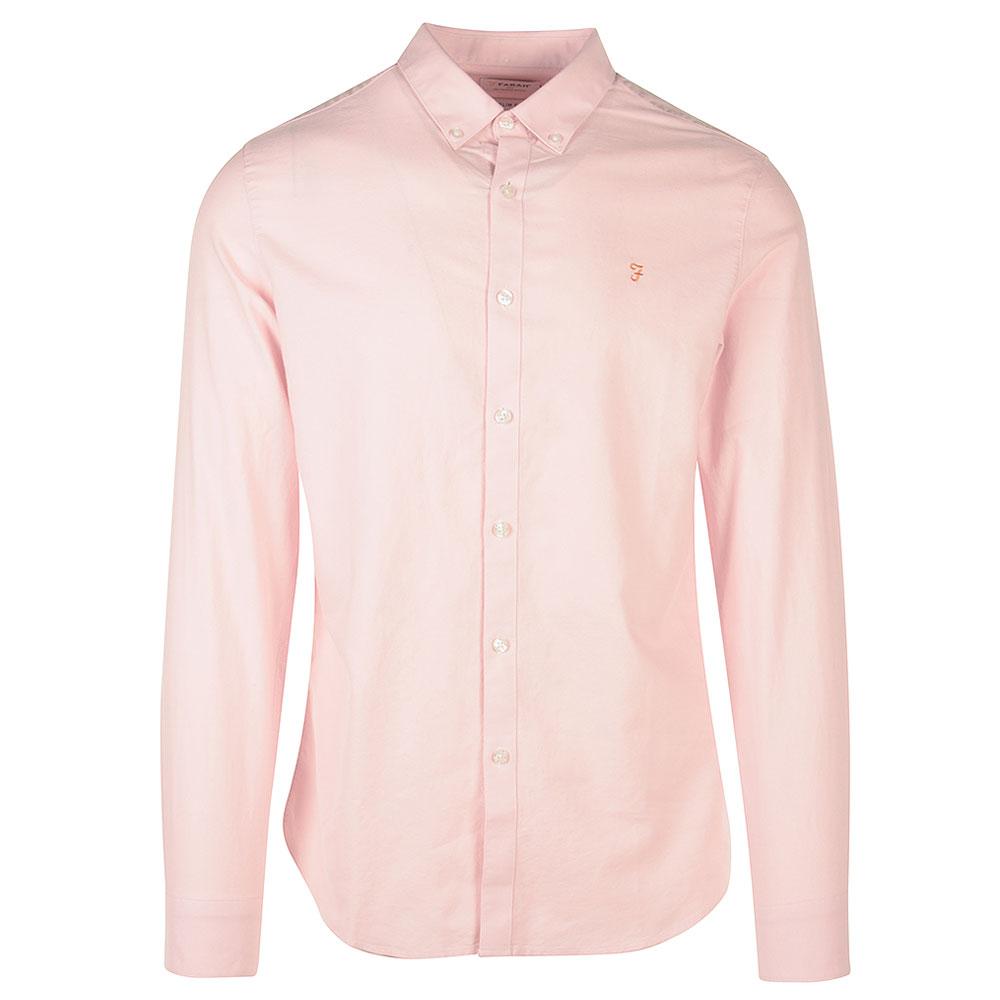 Brewer Shirt in Pink