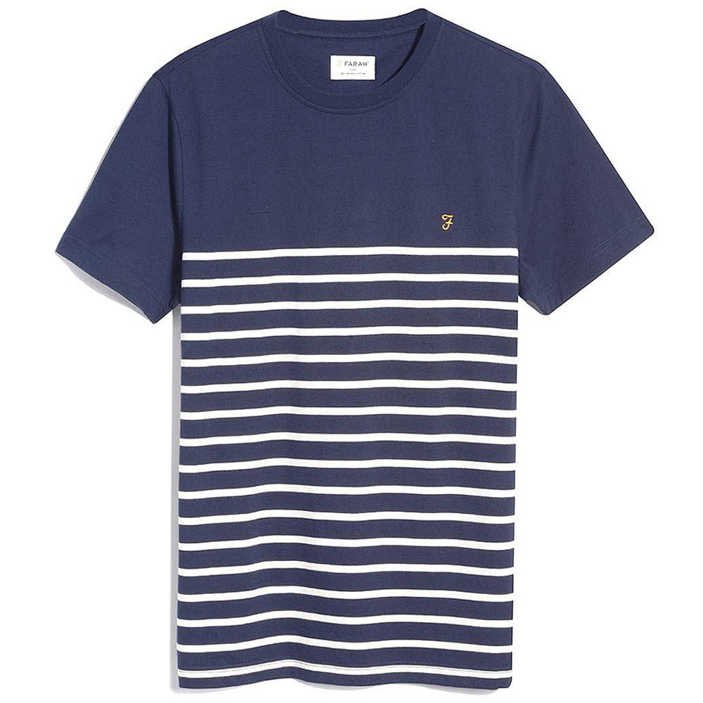 Florida T-Shirt in Navy