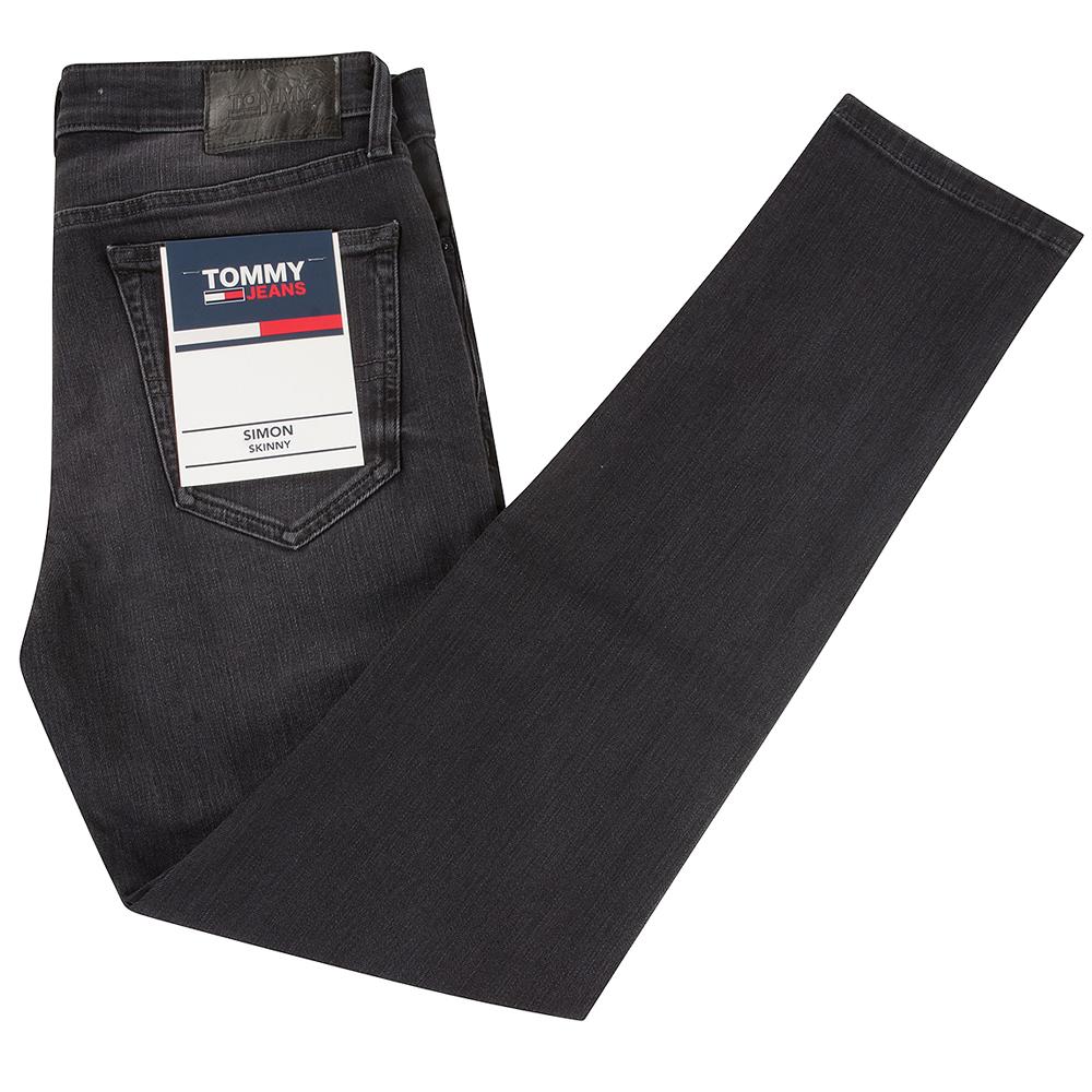 Simon Skinny Jean in Black