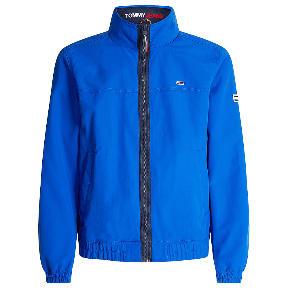 Essential Casual Jacket in Blue