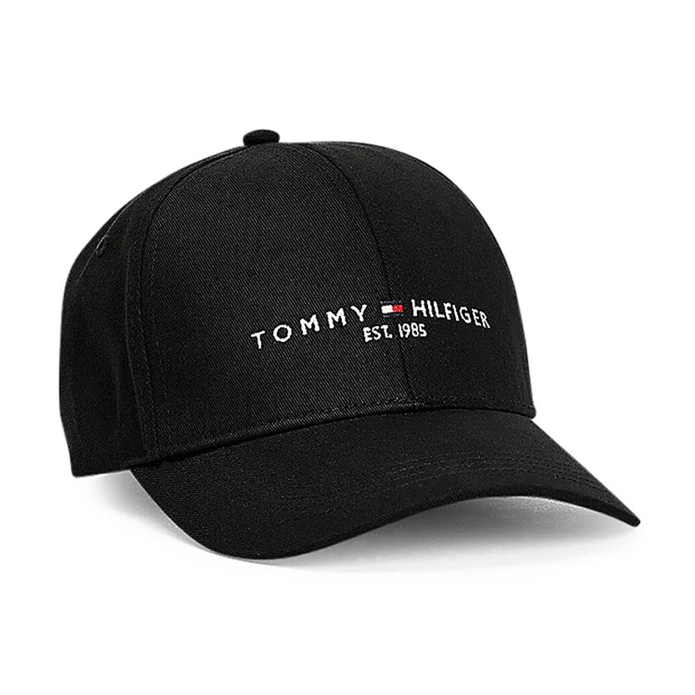 Established Baseball Cap in Black