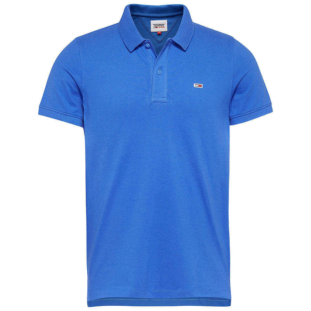 Classic Polo Shirt in Blue