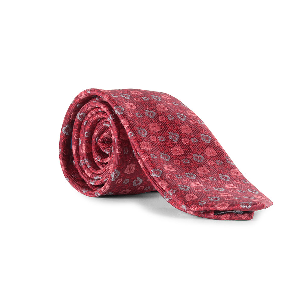 Boys Tie in Red