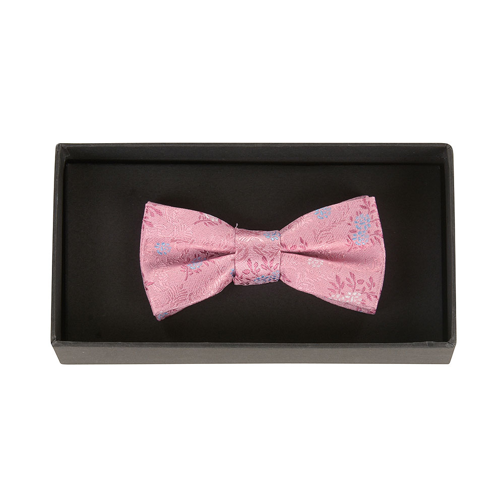 Boys Bow Tie in Pink