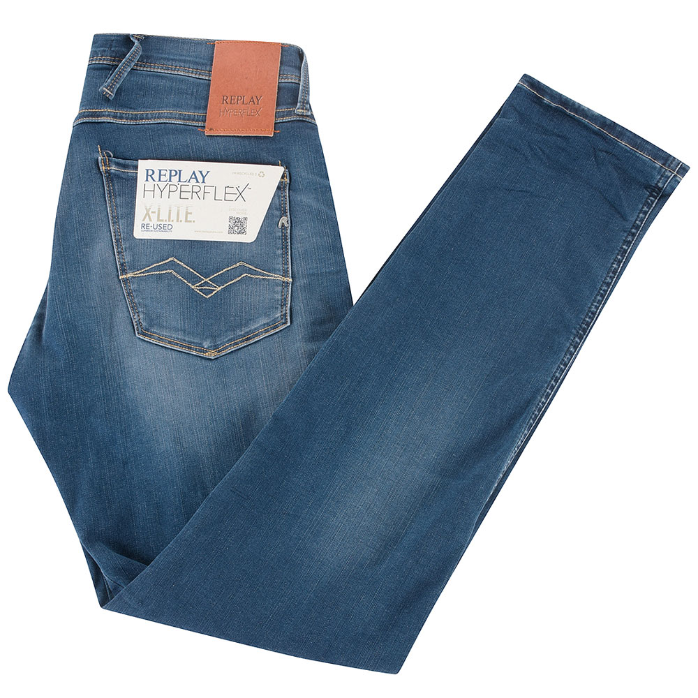 Anbass Jean in Lt Stone