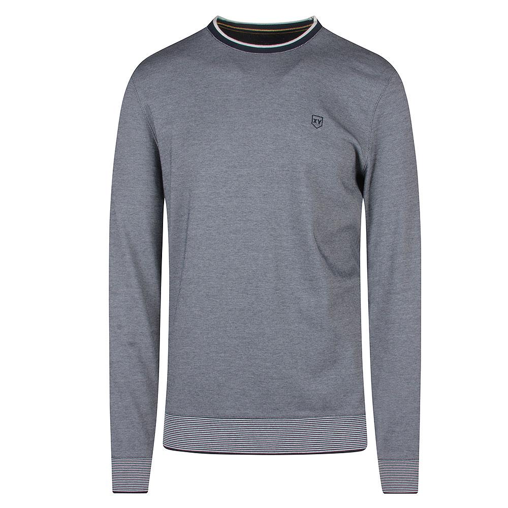 Shreveport Sweatshirt in Lt Blue