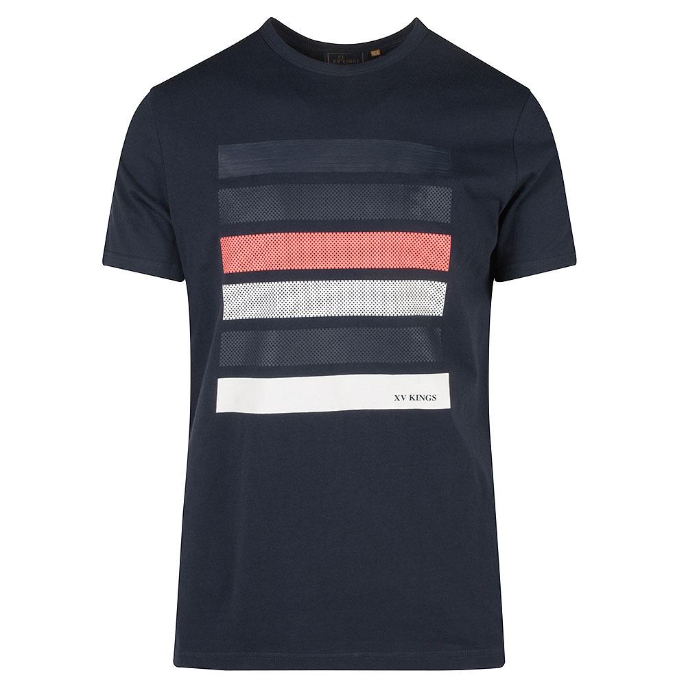 Carluke T-Shirt in Navy