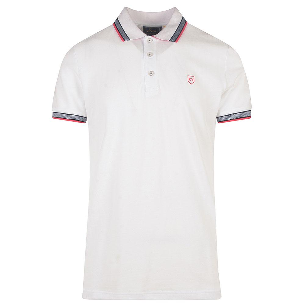 Moray Polo Shirt in White