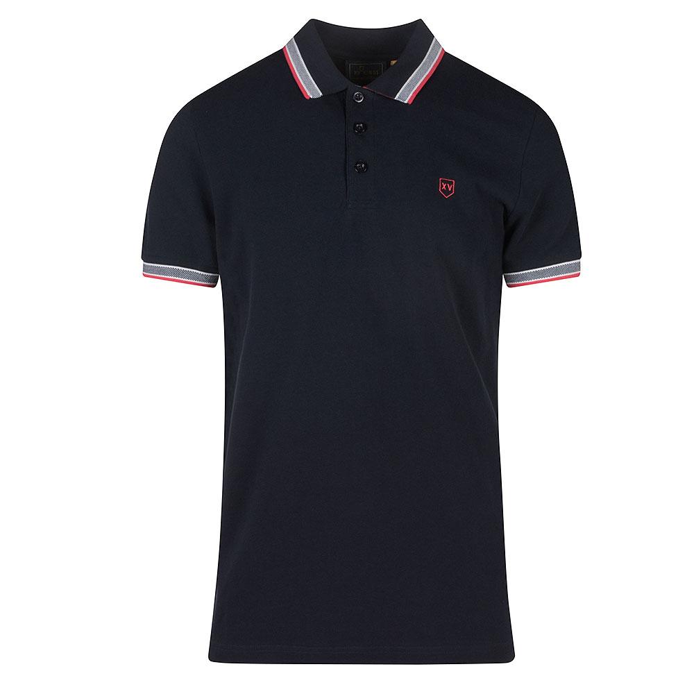 Moray Polo Shirt in Navy