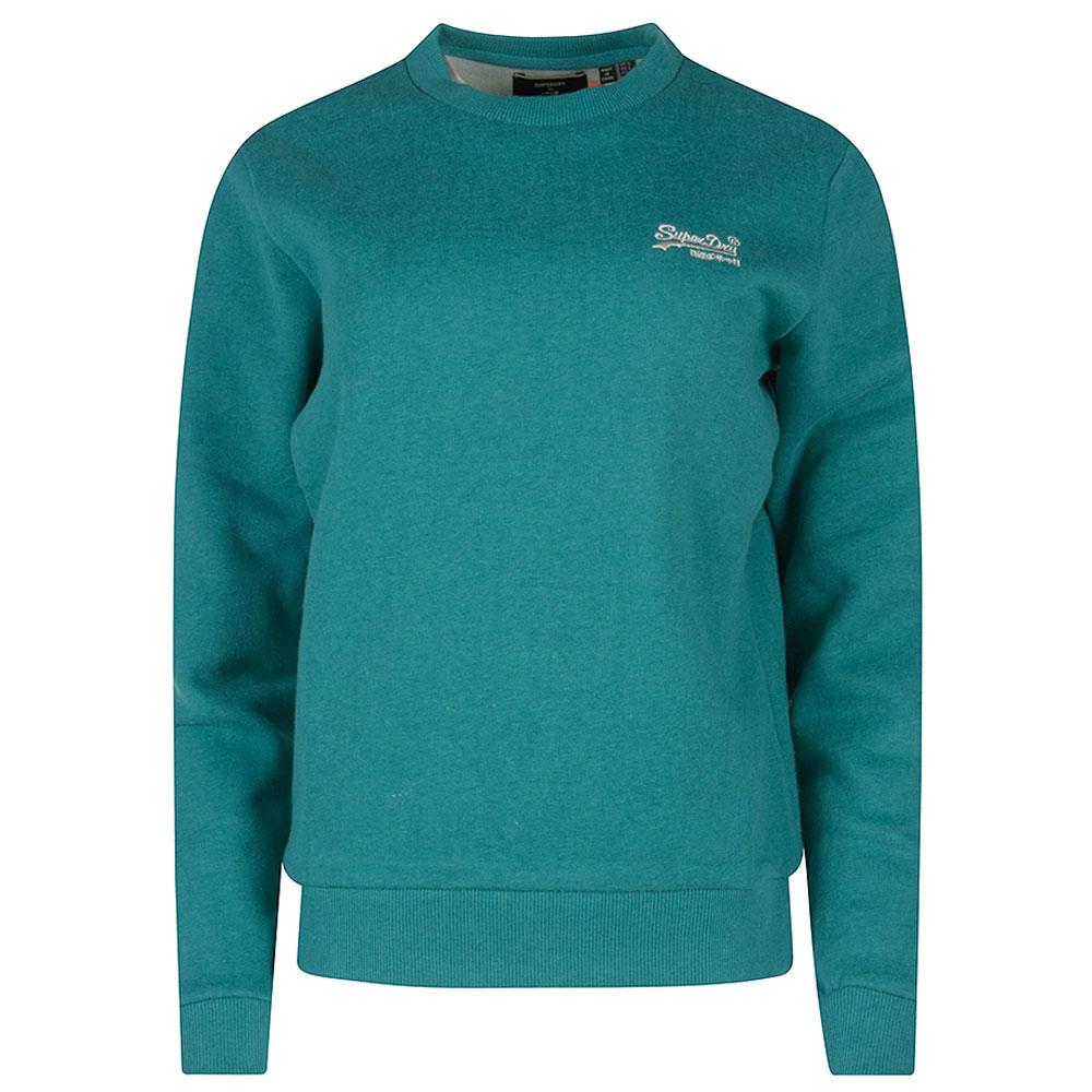 Classic Crew Sweatshirt in Green