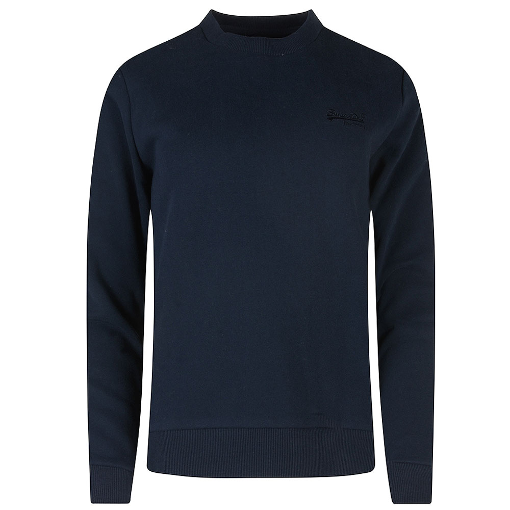 Classic Crew Sweatshirt in Navy