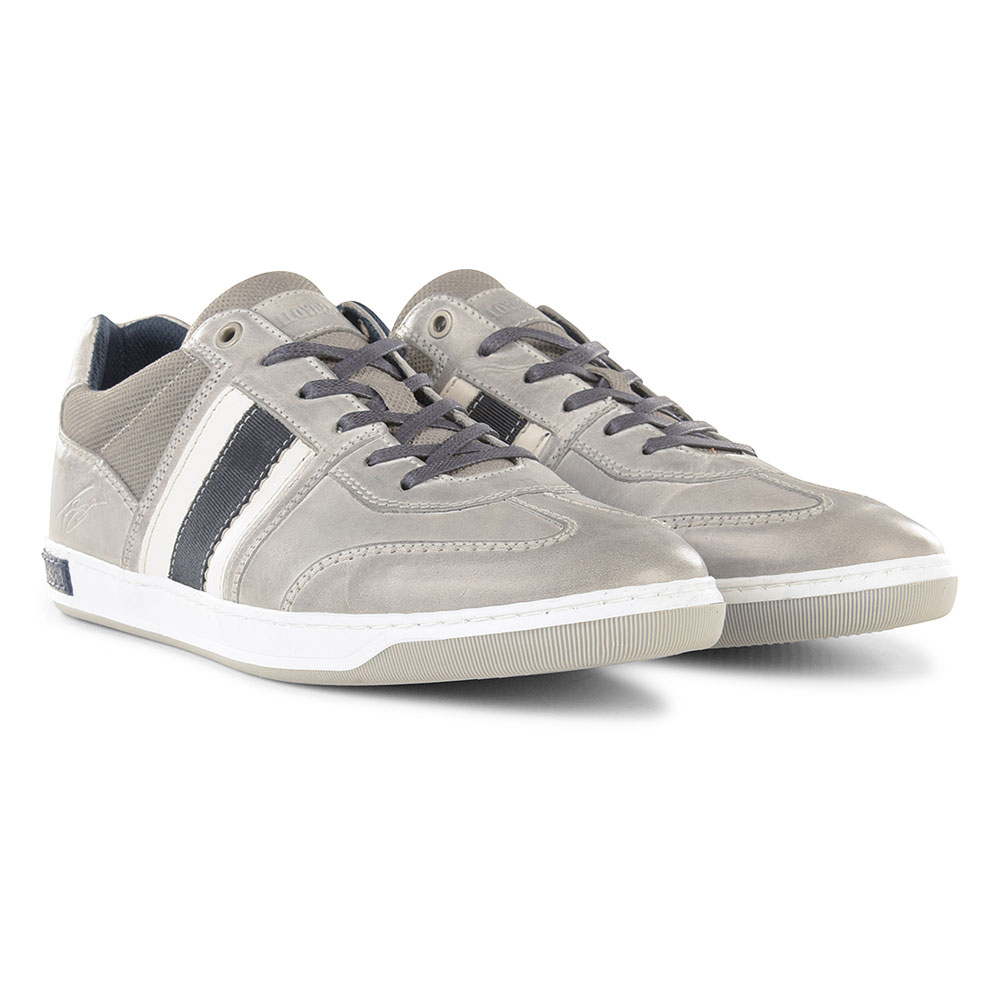 Roux Shoe in Grey