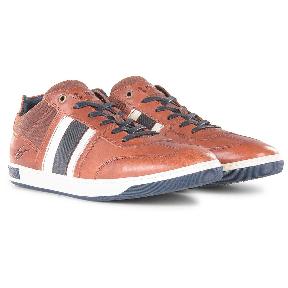Roux Shoe in Tan