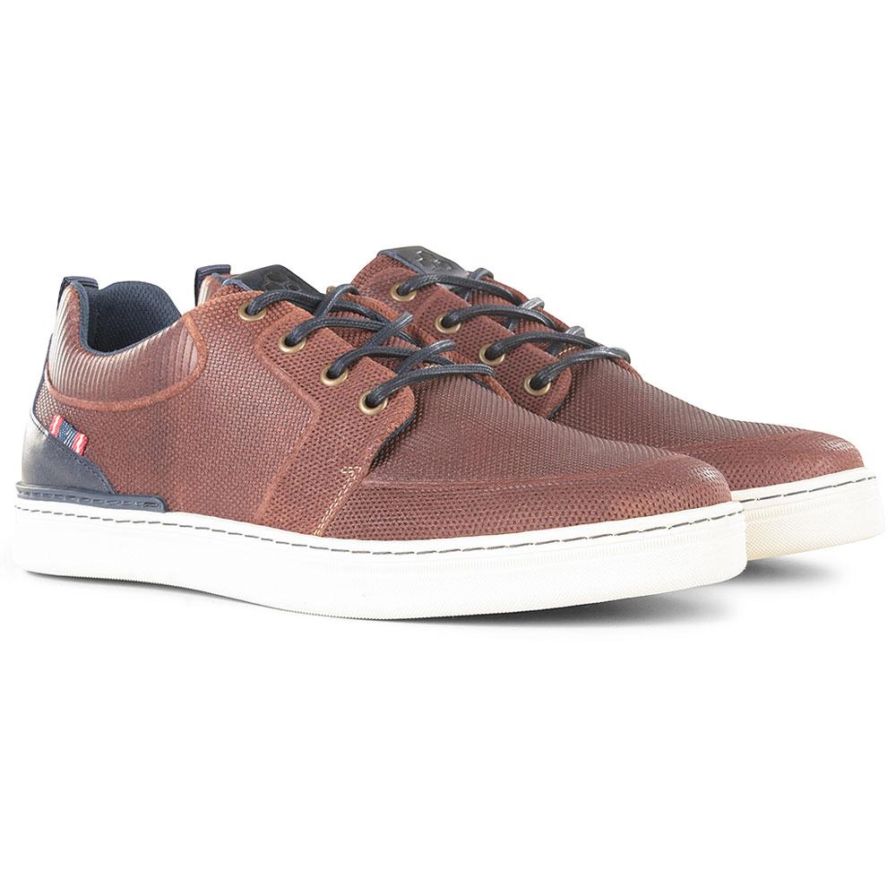 Madigan Shoe in Brown