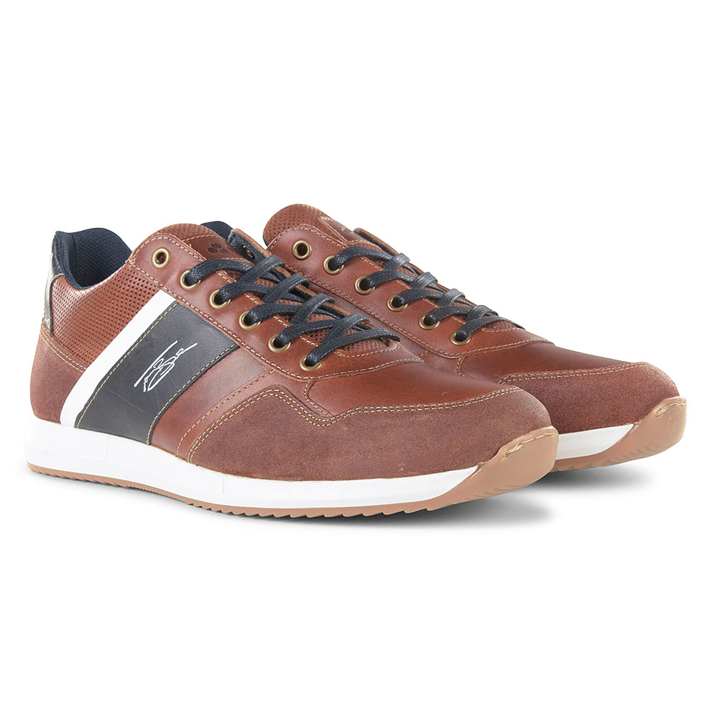 Toner Shoe in Tan