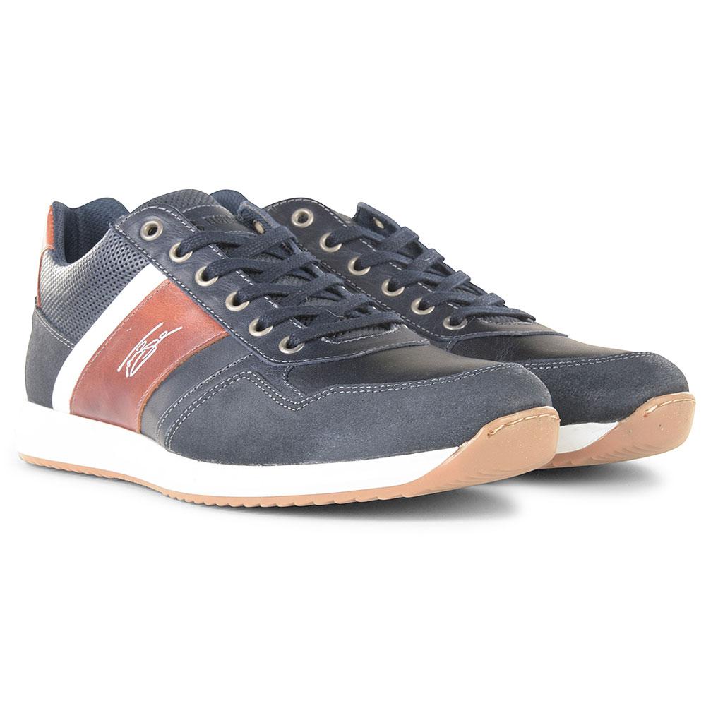 Toner Shoe in Navy