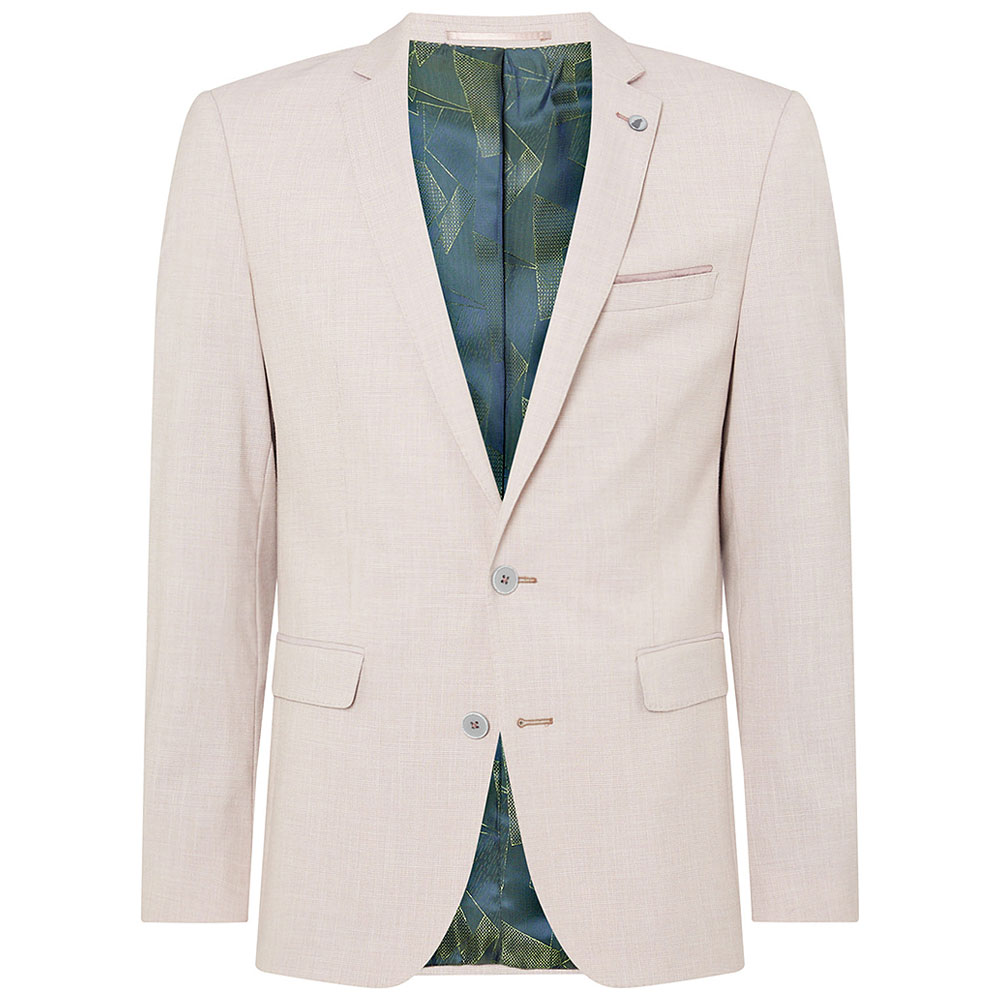 Luca Suit in Pink