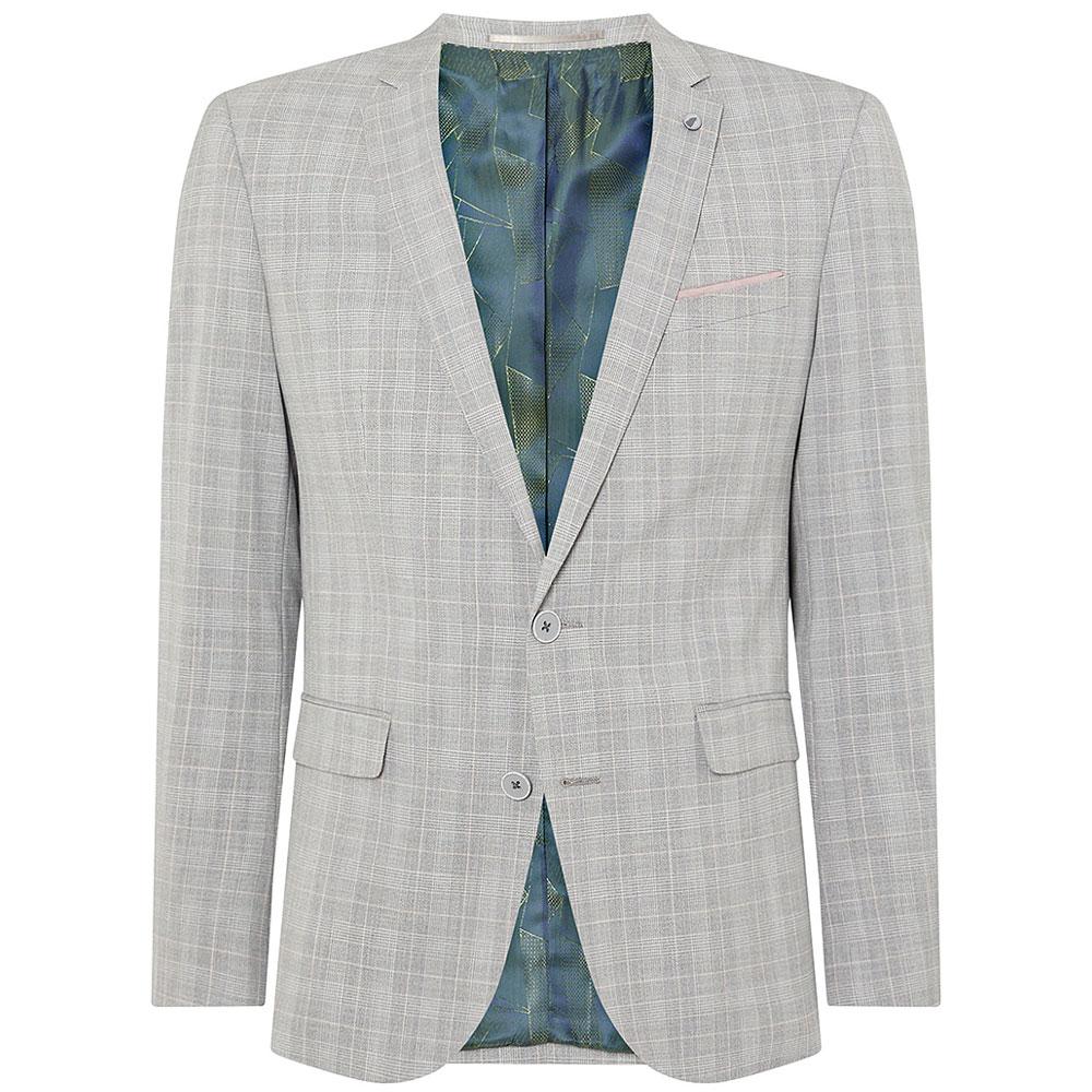 Luca Suit in Lt Grey