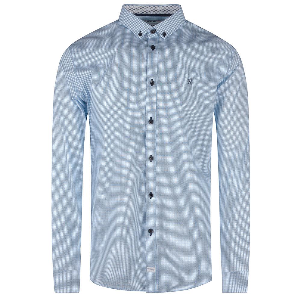 Dempsey Shirt in Royal