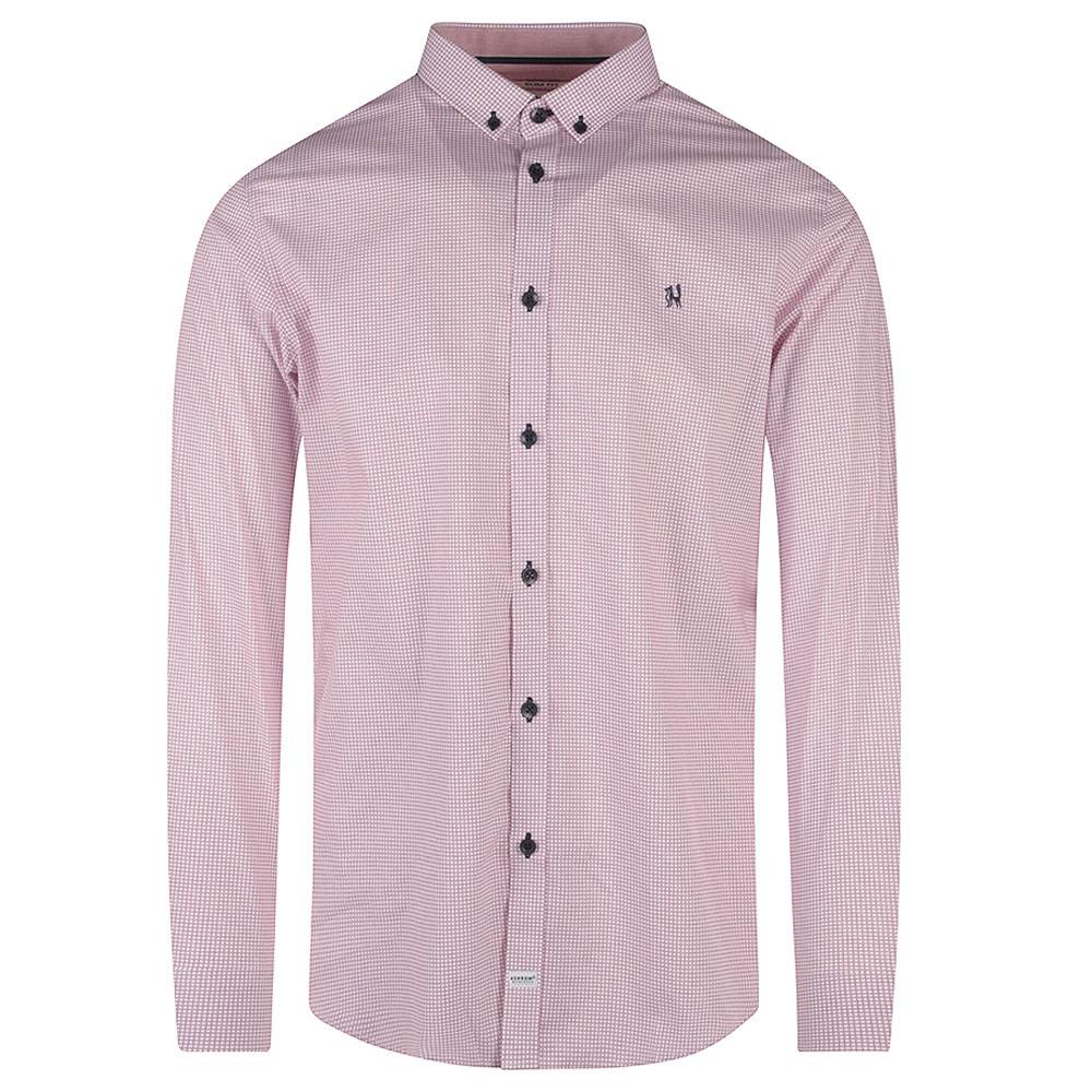 Dempsey Shirt in Lt Lilac