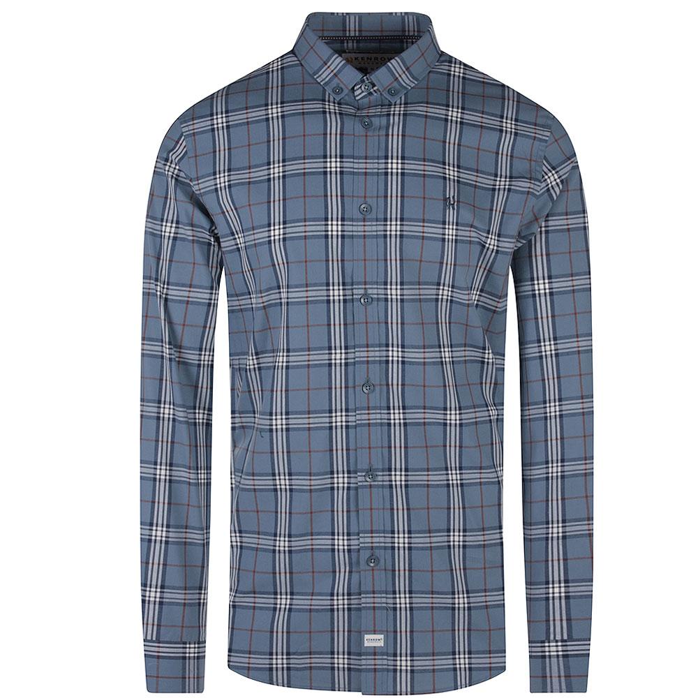 Dan Shirt in Blue