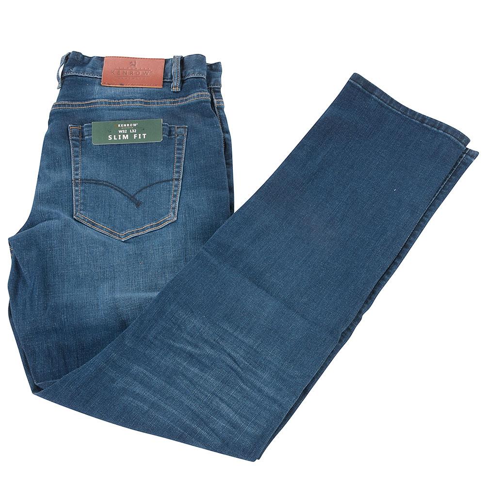 Edan Slim Jean in Indigo