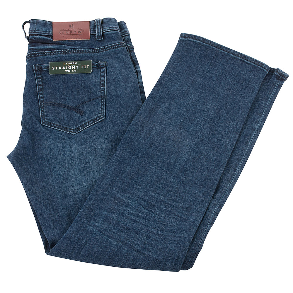 Connor Jeans in Indigo