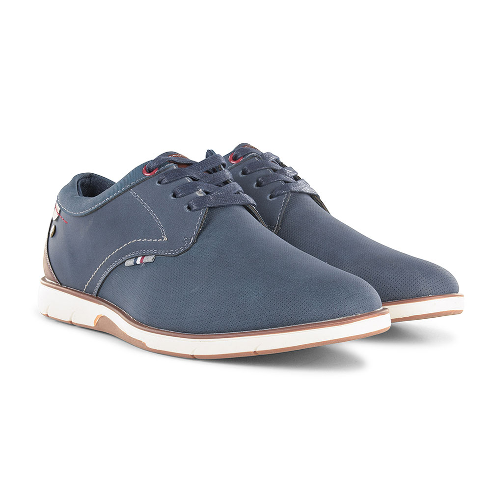 MGN1132 Casual Shoe in Navy