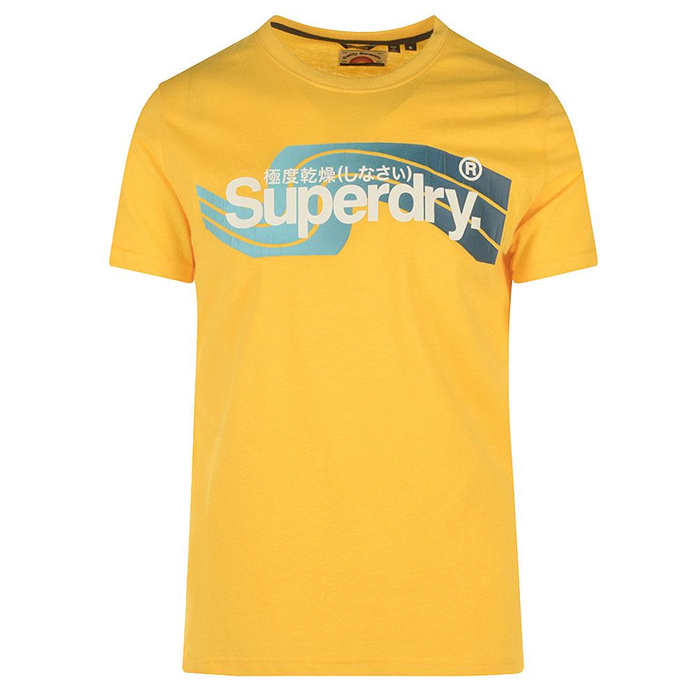Cali T-Shirt in Yellow