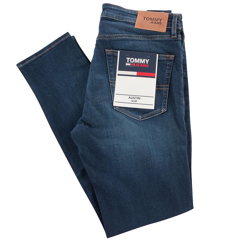 Austin Slim Tapered Jeans in Indigo