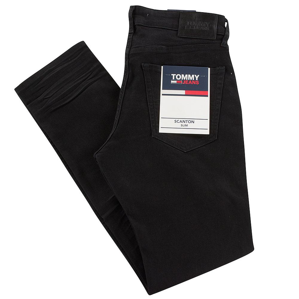 Scanton Slim Jeans in Black