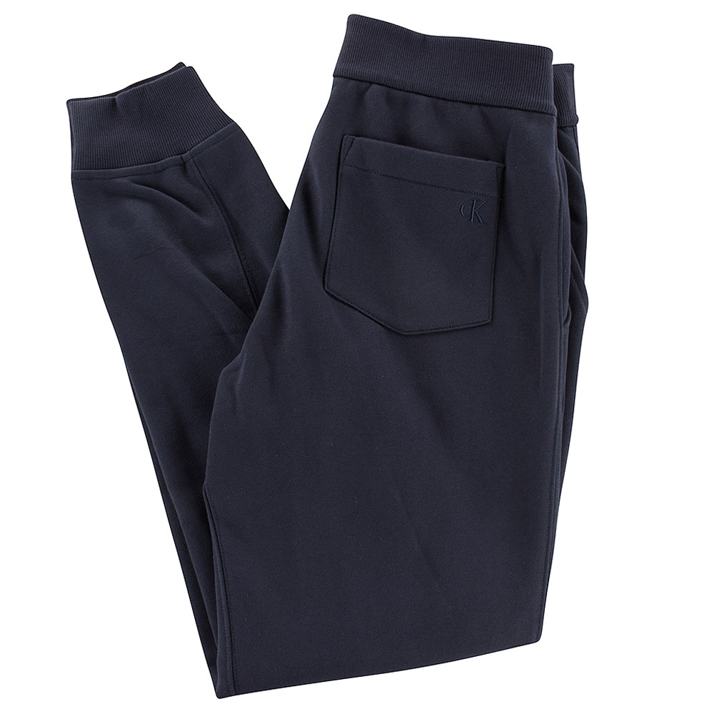 Iconic Hawk Jogging Bottoms in Navy