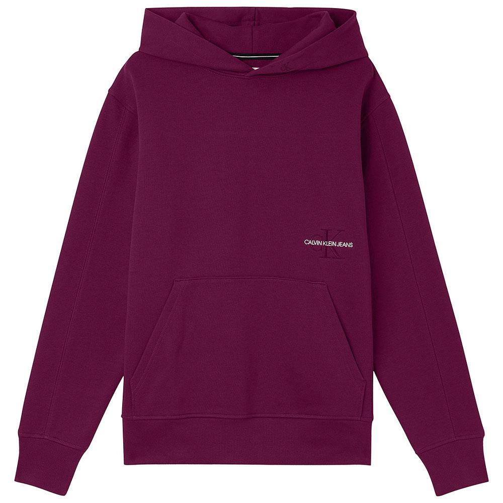 Iconic Hoodie in Purple