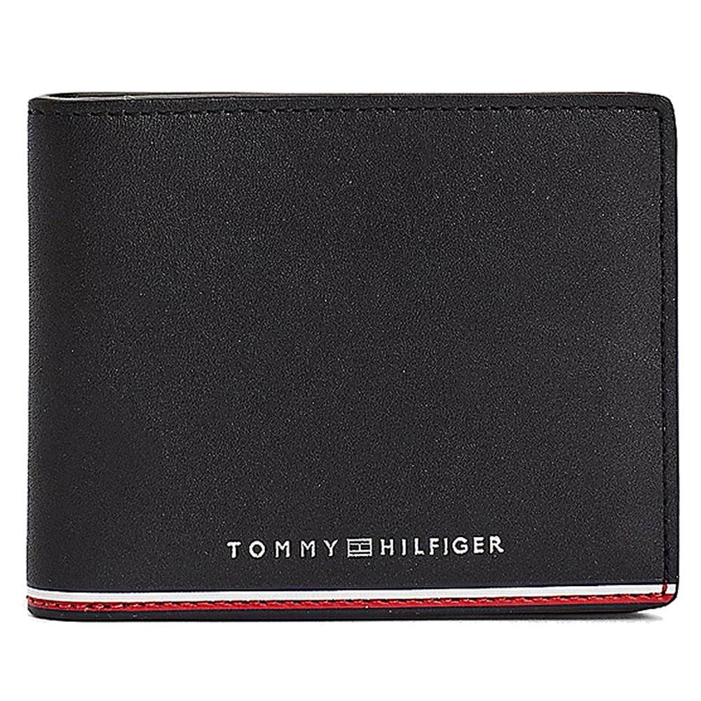 Commuter Mini Wallet in Black