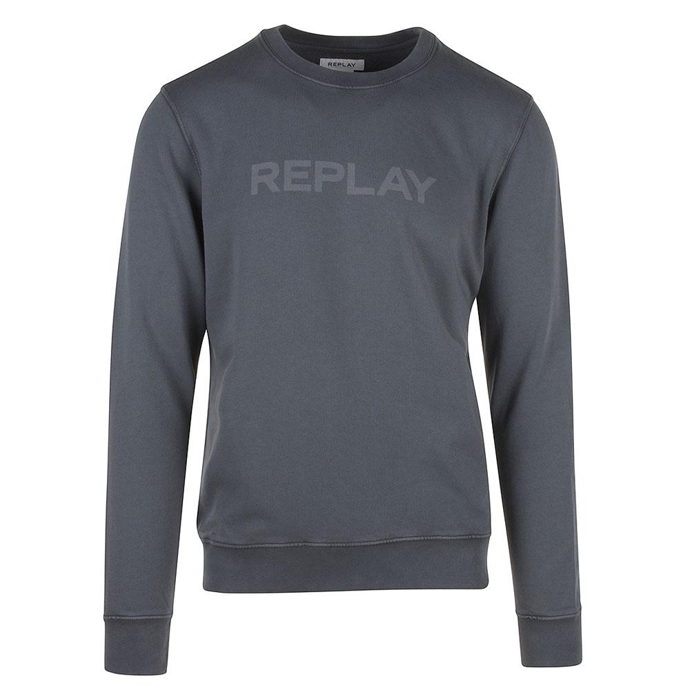 Bio Pack Sweatshirt in Grey