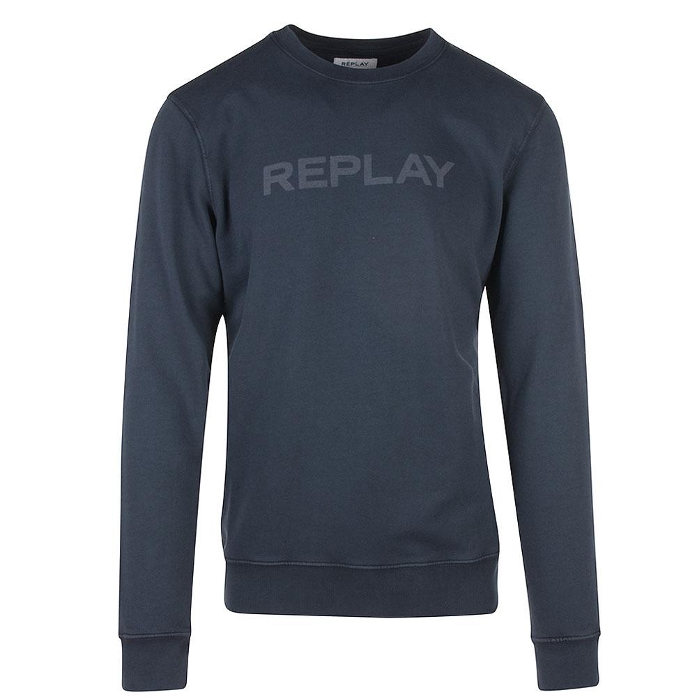 Bio Pack Sweatshirt in Blue